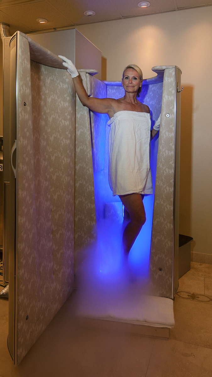Cryotherapy in Palm Desert | Kinetix Health & Performance Center