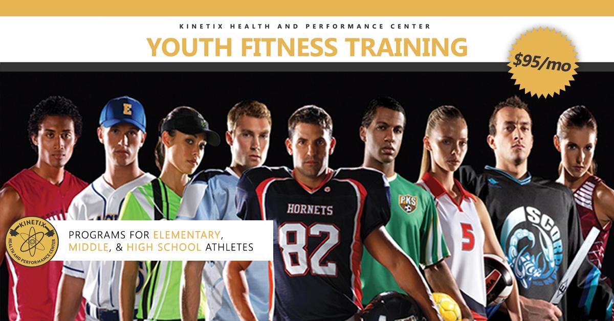 Youth Training | Kinetix Health & Performance Center
