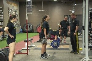 Youth Weight Training