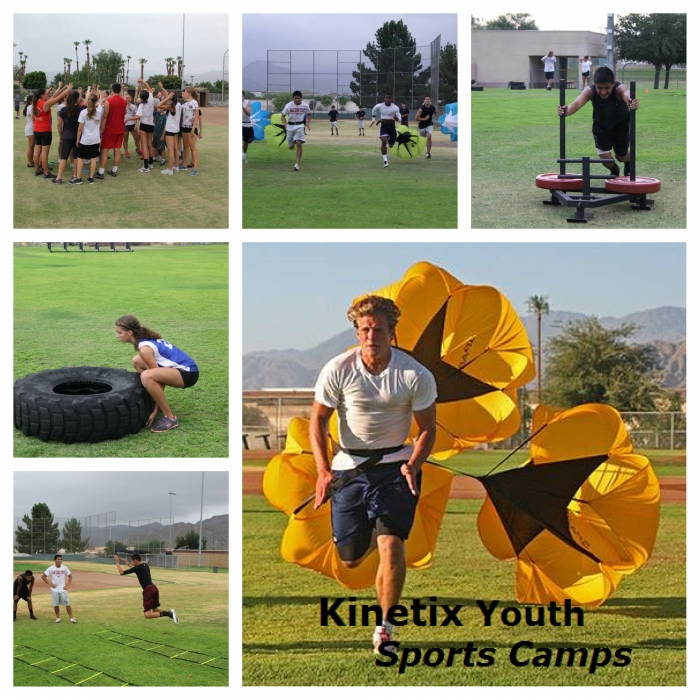 Kinetix Youth Sports Camps