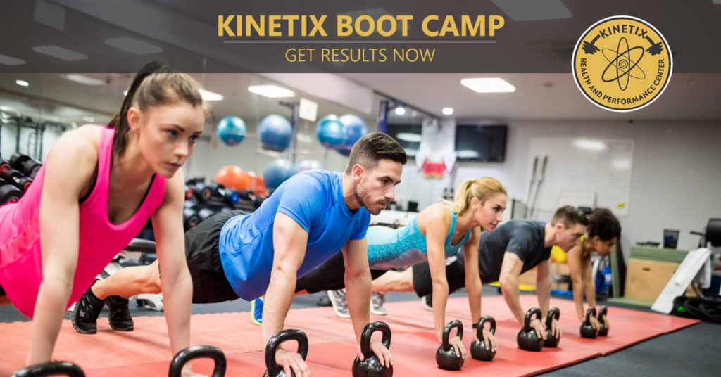 Kinetix Boot Camp