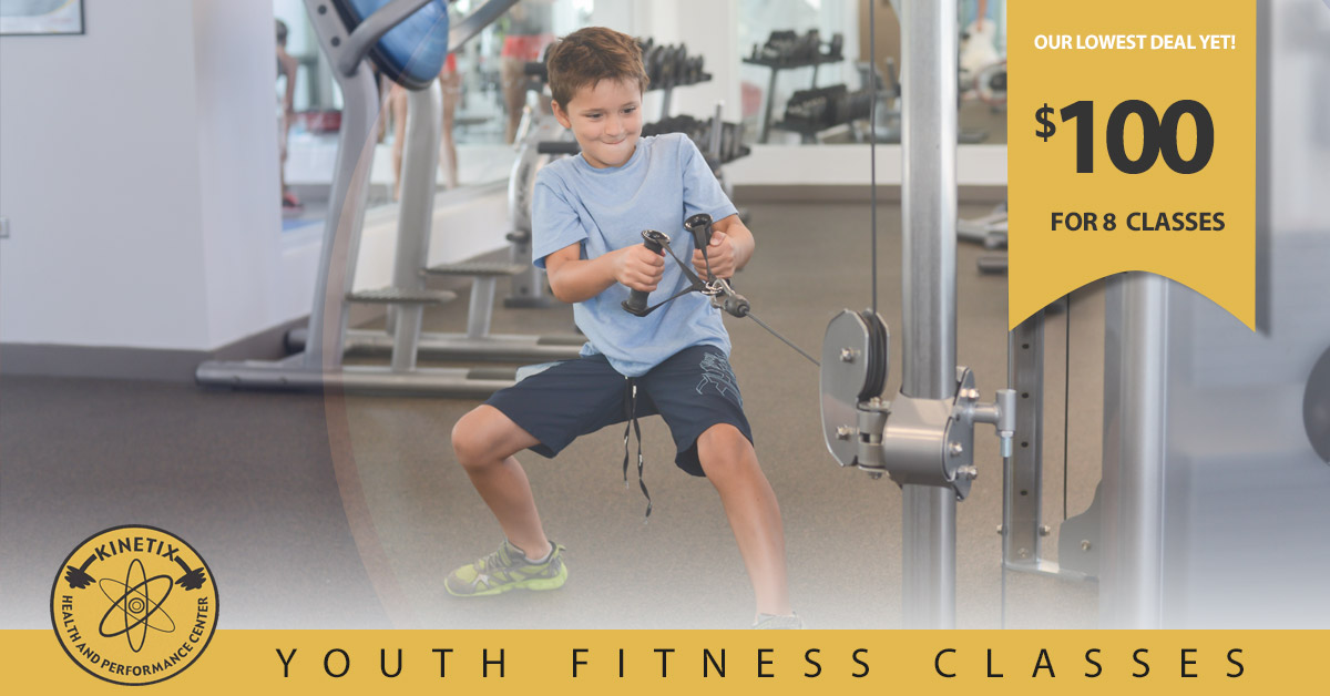 Youth Speed and Agility Class